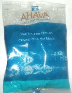 Ahava Essential Dead Sea Tratment Salts Bath Crystals 250g
