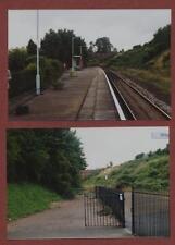 Lympstone village railway  station   1996  photographs  dc77