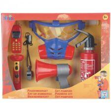 Piccolo 7 pezzi vigili del fuoco-Set 8950 estintori MEGAFON protezione respiratoria Maschera PIPA