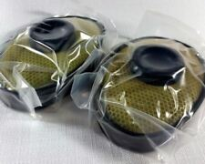 Soviet russian gas mask PBF EO - 19 Filters. 2 Filters for EO 19 Gas mask. New