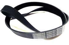 New Original Cummins Belt 3288757 Fits 3.9L 5.9L 6.4L 8.3L 9.7L 12.7L 12.8L