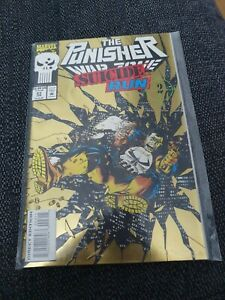 Punisher war zone 23 nm Rare foil cover