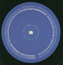 "BLUE PLANET CORPORATION MICROMEGA 12"" 1999 Flying Rhino Bumbling Loons Psytrance"