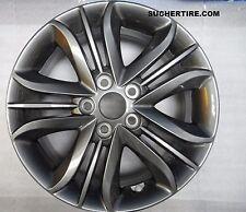 "17"" Hyundai Tucson Painted Charcoal OEM 5 TRIPLE SPOKE WHEEL RIM 2014 2015 70856"