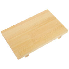 1pc Serving Tray Home Restaurant Polished Japanese Style Cutting Board