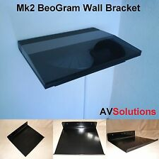 Mk2 - Wall Shelf/Bracket for Bang & Olufsen B&O BeoGram Turntable (Black)