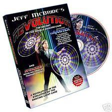 Jeff McBride 's révolution-la folie, DVD, la magie