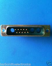 DBMM-13W3P ITT CANNON CONNECTOR DSUB 13W3 M G50