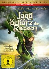 Jagd auf den Schatz der Riesen (2 DVDs)
