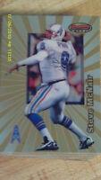 1998 Bowman Best Gold Foil Football Pick 5 card lot