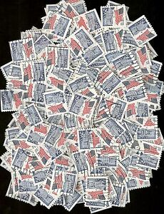 100 AMERICAN FLAG OVER WHITE HOUSE #2609 Used US 29c Stamps