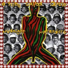 A Tribe Called Quest, Tribe Called Quest - Midnight Marauders [New CD]