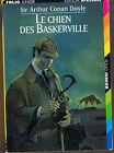 Le Chien des Baskerville * Arthur CONAN DOYLE * Folio Junior * roman jeunesse
