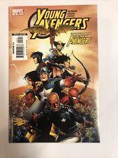 Young Avengers (2006) 12 (VF/NM)   Kate Bishop as Hawkeye