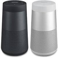 Bose Soundlink Revolve Portable Wireless Bluetooth Speaker - Black, Silver