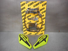 Can-Am Manta Green Wind Deflector Hand Guard Kit w/ Mounting Kit Wrap Around