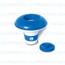 "Spa Hot Tub Mini Floating Chemical Dispenser for 1.5"" Chlorine Bromine Tablets"