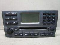 JAGUAR X-TYPE (CF1) 2.2 D CD-Radio Autoradio 4X43-18B876-AD Original