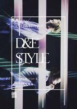 SUPER JUNIOR D&E [JAPAN TOUR 2018 ~STYLE~] 3DVD + CD + Photobook Limited Edition