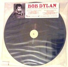 BOB DYLAN FOLKSINGERS CHOICE RADIO RECORDINGS SPLATTER VINYL LP LIMITED NEW MINT