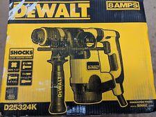 """Dewalt 1"""" L-Shape SDS Rotary Hammer Kit D25324K"""