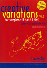 Creative Variations Volume 2- Grade: 5 - 8; Malcolm Miles and Jeffery Wilson.