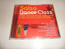 CD  Various - Salsa Dance Class-Essential Album