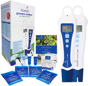 Bluelab PENGTB Grower's Toolbox with pH Pen, Conductivity Pen and Probe Care