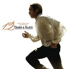 OST-12 YEARS A SLAVE MUSIC FROM AND INSPIRED BY THE MOTION PICTURE-JAPAN CD F30