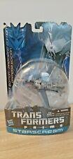 transformers Prime starscream Decepticon First edition Fighter jet