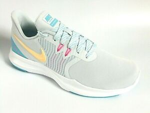 Nike In Season TR 8 Womens Shoes Trainers Uk Size 6 - 8  AA7773 004