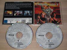 Cyborg Cop III Cd-I Vidéo CD - Allemand Pal Press In Mint