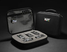 Delkim Fishing Bite Alarms with Carry Case