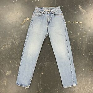 26x31 Levis 560 Jeans USA VTG 90s Tagged 7 Jr M Light Wash