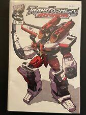 Transformers Armada 7 Starsceam High Grade DW Comic Book D26-115