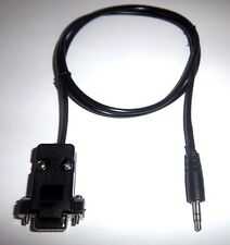 AUTRONIC ECU SERIAL PC 3.5MM JACK PROGRAM CABLE - FOR SM2 SM3 SM4 & EV09