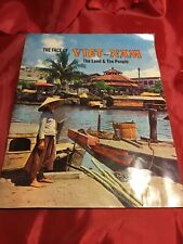 1966 The Face Of Vietnam Large Glossy G.I. Souvenir Book