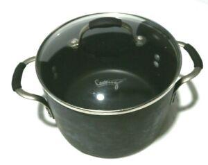 Calphalon Stock Pot 6 Quart #806 with Glass Lid Cooking with Calphalon