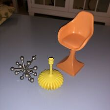 Orange Chair Barbie Dream House 2018 New Replacement Part