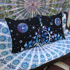 2 Pcs Large 24X24 Pillow Covers Pillow Cover Sofa Decorative Cushion Cover Throw