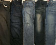 Wholesale Lot of 20 Jeans Mens Mixed Lot Mixed Sizes Resale Lot