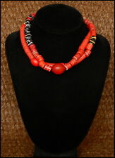 Hand Made Vintage Bead Necklace