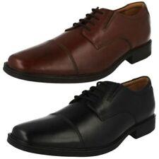 Calzado de hombre Zapatos de vestir con cordones de piel