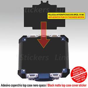 Adesivo COPERCHIO SUPERIORE Top Case valigia BMW R1200 R1250GS ADV bags stickers