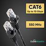 Patch Cord CAT6 Ethernet Cable LAN Wire RJ-45 Modem UTP 1.5-100FT lot