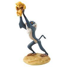 Disney Enchanting A27705 A King is Born Rafiki and Simba Lion King Figurine