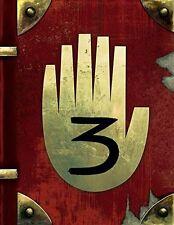 **NEW** - Gravity Falls: Journal 3 (HB) - 1484746694