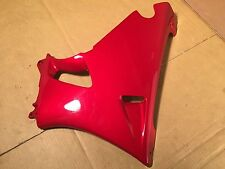 USED Kawasaki 02-05 ZX-6 / ZZR-600 (ZX-600E) Red Left Lower Cowling