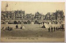 CPA Le Touquet Paris-plage - Les villas #c264