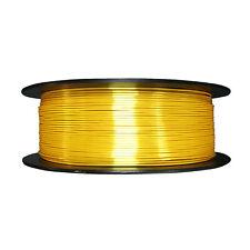 SUPPLY3D PLA plus 1.75 mm 3D Printer Filament in Silk Gold, 1kg Spool